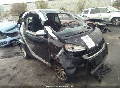 2008 SMART FORTWO PURE/PASSION
