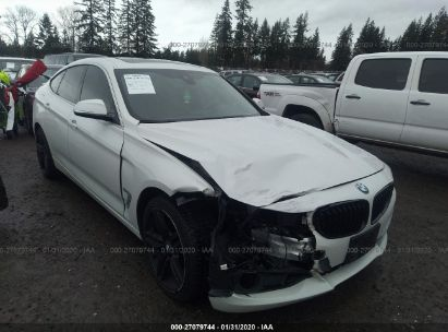 2014 BMW 328 XIGT