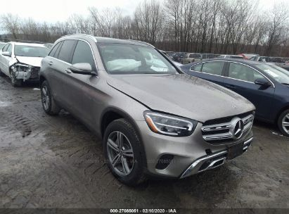 2020 MERCEDES-BENZ GLC 300 4MATIC