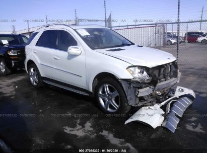 2010 MERCEDES-BENZ ML 550 4MATIC
