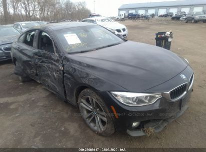 2015 BMW 4 SERIES XI/GRAN COUPE/SULEV