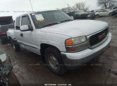 2000 GMC NEW SIERRA K1500