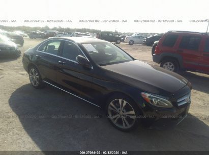 2017 MERCEDES-BENZ C 300 4MATIC