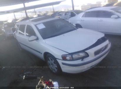 2002 VOLVO V70 2.4T
