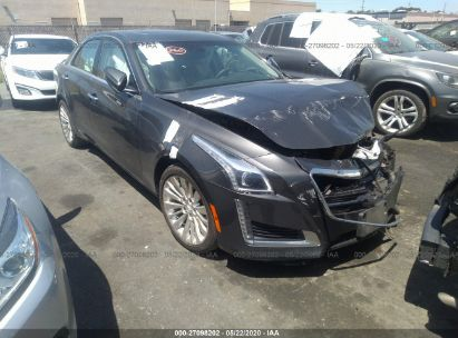 2018 CADILLAC CTS LUXURY