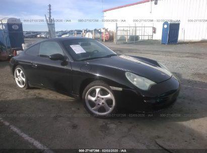 2003 PORSCHE 911 CARRERA 2/CARRERA 4S