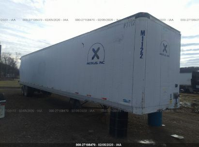 2005 STOUGHTON TRAILERS INC VAN