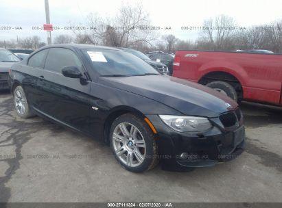 2012 BMW 335 XI
