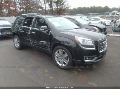 2017 GMC ACADIA LIMITED SLT-2