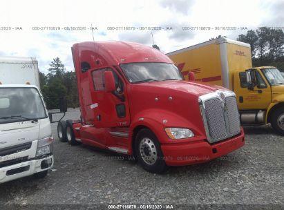 2012 KENWORTH T700 T700