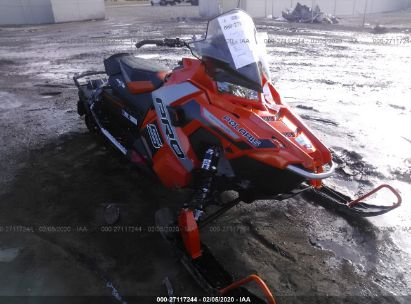 2017 POLARIS SNOWMOBILE