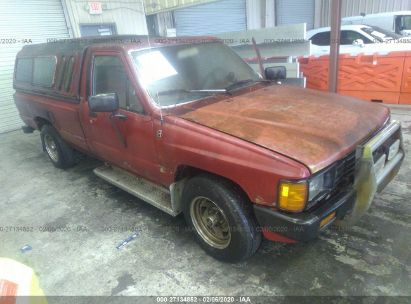 1986 TOYOTA T100 LONG BED