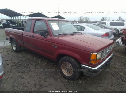 1991 FORD RANGER SUPER CAB
