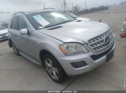 2010 MERCEDES-BENZ ML 350 BLUETEC