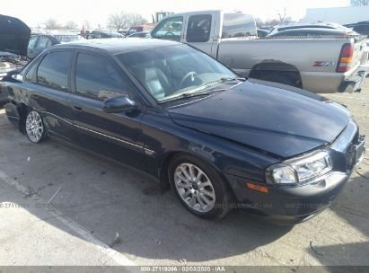 1999 VOLVO S80 T6 TURBO