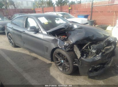 2015 BMW 435 I/GRAN COUPE