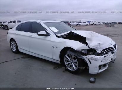2016 BMW 528 I