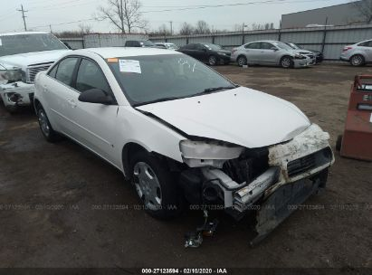 2007 PONTIAC G6 VALUE LEADER/BASE