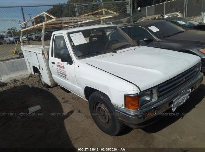 1988 TOYOTA PICKUP CAB CHASSIS RN55