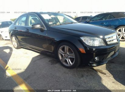 2010 MERCEDES-BENZ C 300 4MATIC