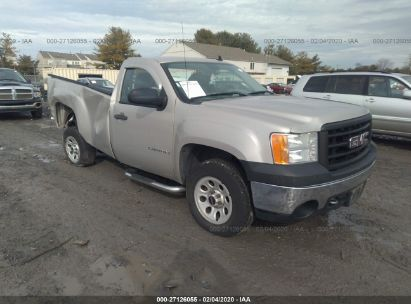 2007 GMC NEW SIERRA C1500