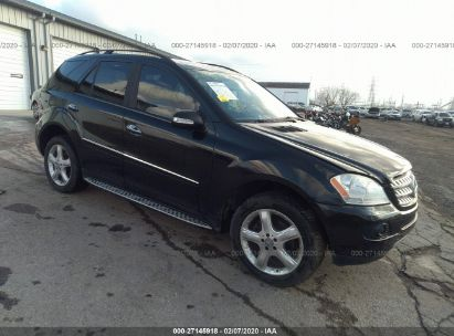 2008 MERCEDES-BENZ ML 350