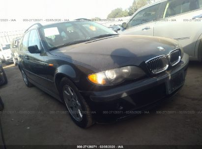 2005 BMW 325 IT SULEV