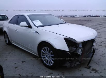 2012 CADILLAC CTS LUXURY COLLECTION
