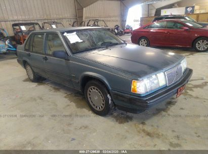 1992 VOLVO 940 GL