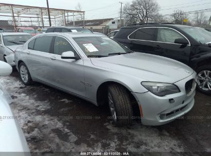 2010 BMW 750 LI/XDRIVE