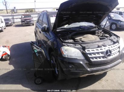 2011 MERCEDES-BENZ ML 350