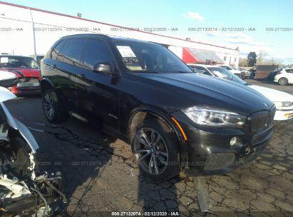 2016 BMW X5 XDR40E