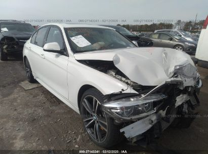 2016 BMW 340 XI