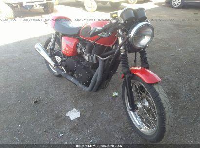 2007 TRIUMPH MOTORCYCLE THRUXTON 900
