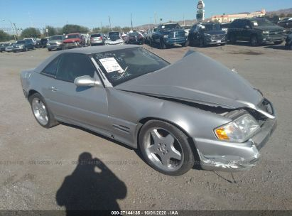 1999 MERCEDES-BENZ SL 500