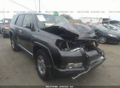 2012 TOYOTA 4RUNNER SR5/LIMITED