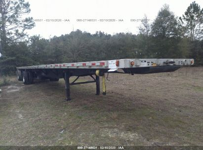 1995 WABASH NATIONAL CORP FLATBED