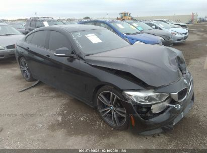 2016 BMW 435 I/GRAN COUPE