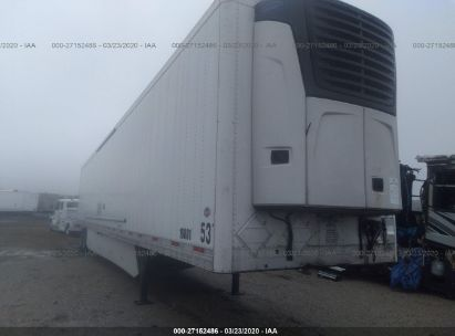 2012 UTILITY TRAILER MFG VAN
