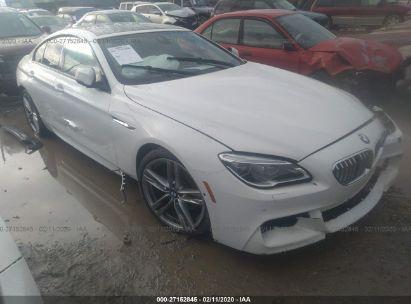 2016 BMW 650 XI/GRAN COUPE