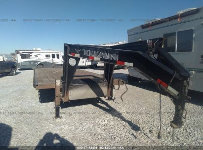 2013 TITAN TRAILER MFG UTILITY