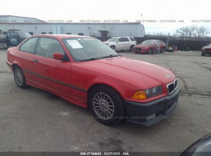 1998 BMW 323 IS AUTOMATIC
