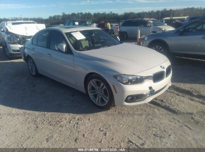 2017 BMW 320 I