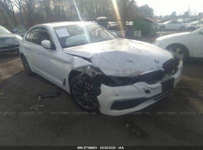 2019 BMW 540 XI
