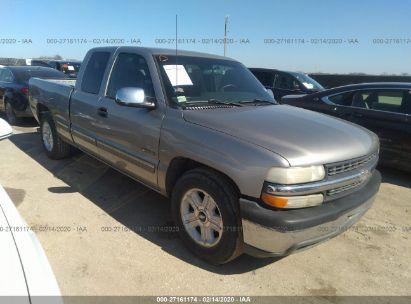 2001 CHEVROLET SILVERADO 1500 C1500