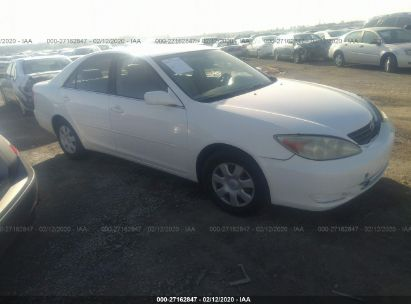 2003 TOYOTA CAMRY LE/XLE