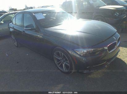 2016 BMW 328 I SULEV