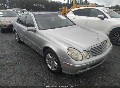 2004 MERCEDES-BENZ E 320