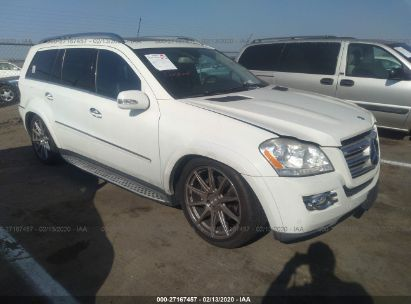 2008 MERCEDES-BENZ GL 550 4MATIC