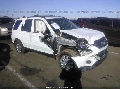 2005 HONDA CR-V SE/EX